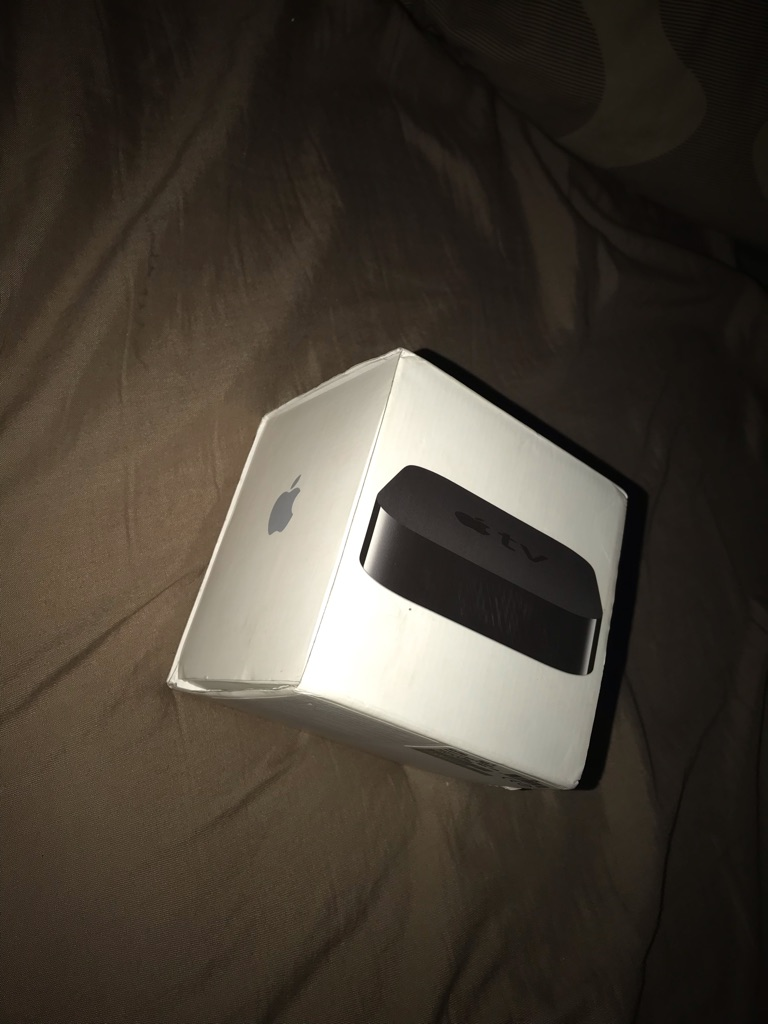 Apple TV digital multimedia receiver box