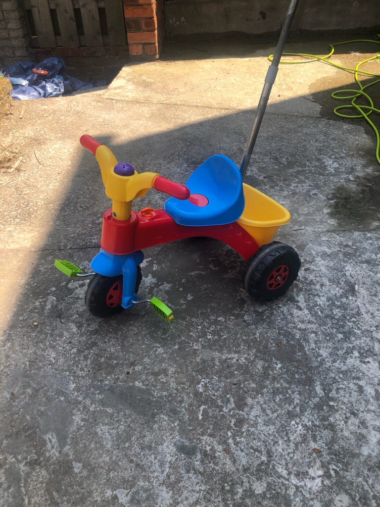 Toddler bike, little tikes, balance bike