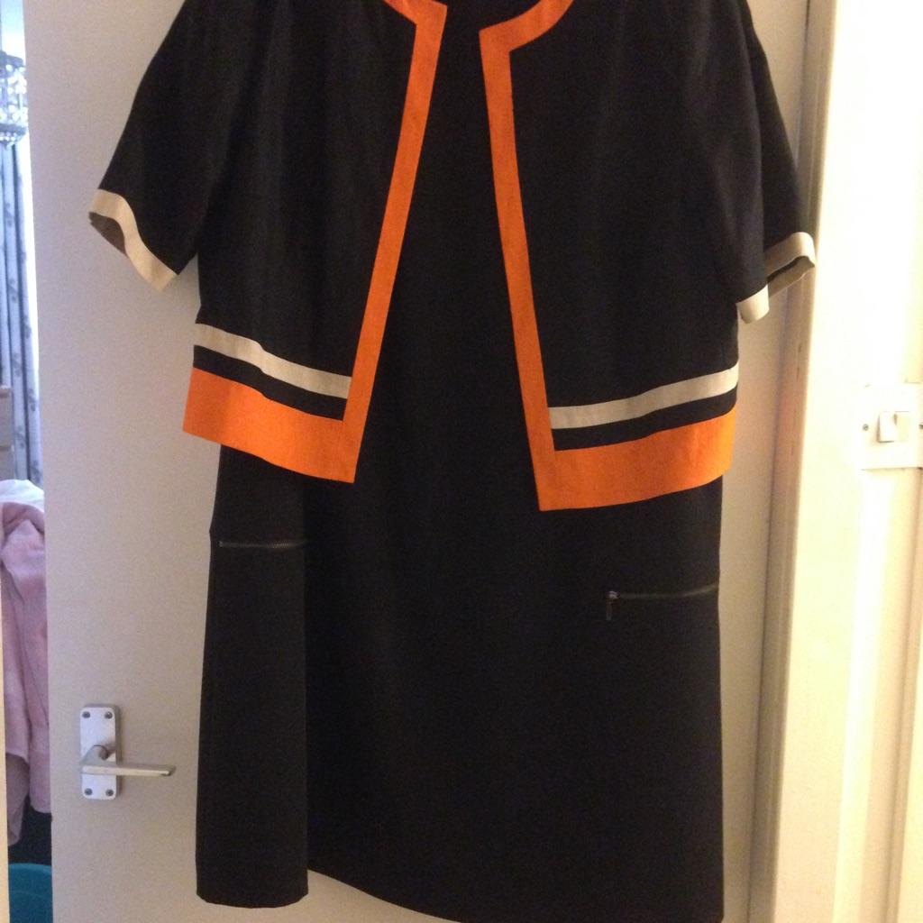 2 pce dress/jacket