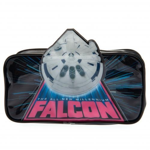 Star Wars pencil case millennium falcon