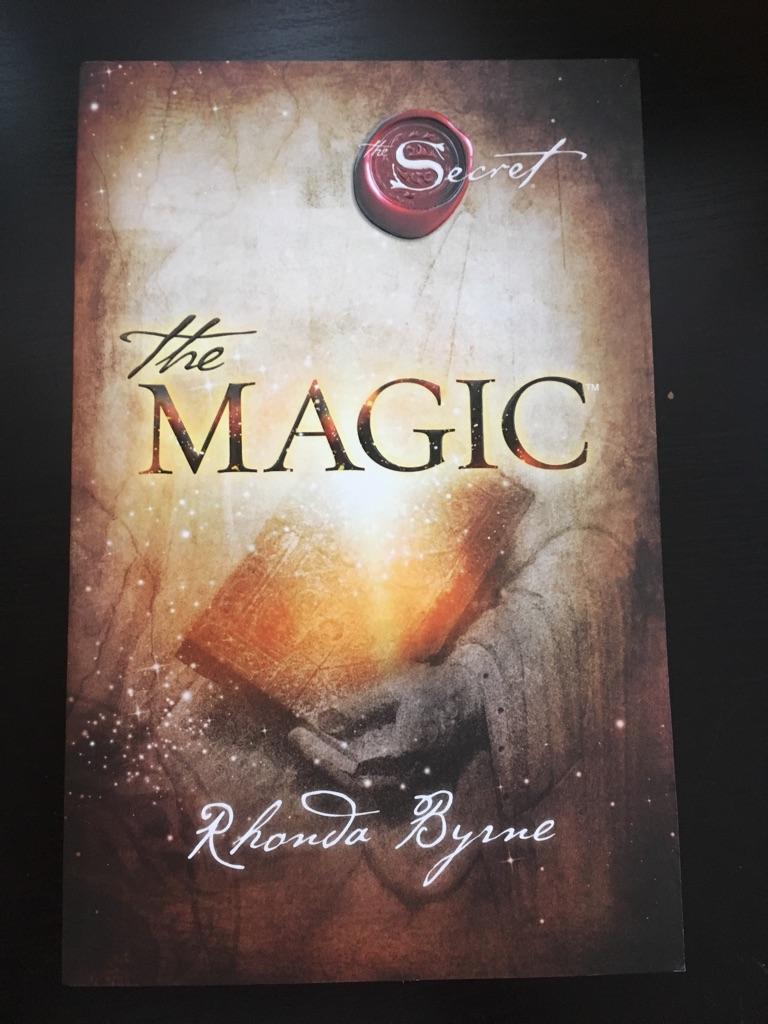 Rhonda Byrne : The Magic