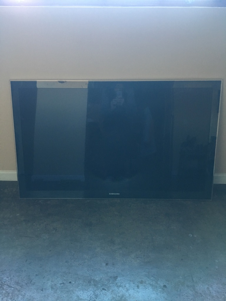 Samsung 52in LED TV