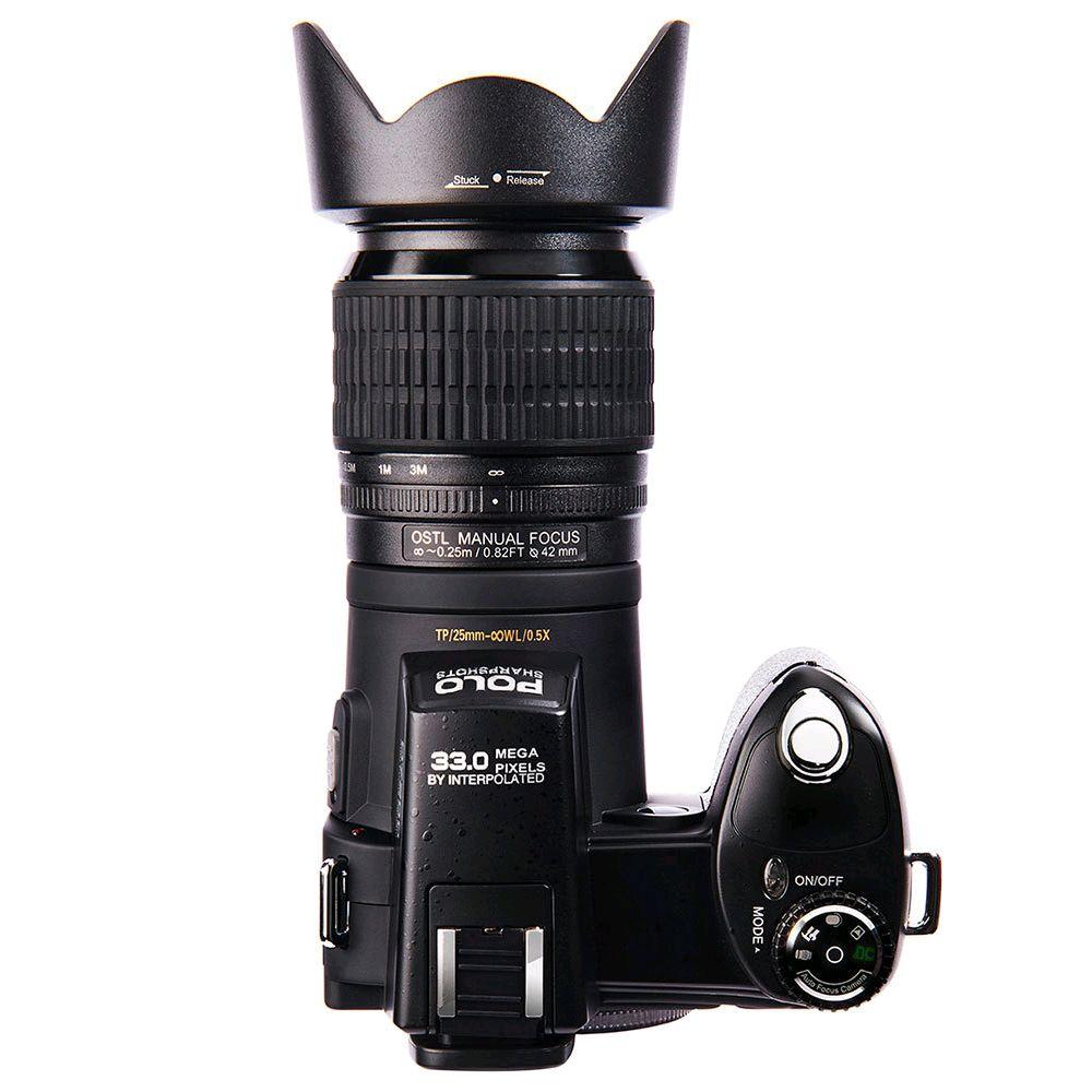 POLOSHARPSHOT D7200 Digital Camera