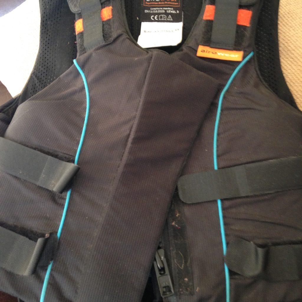 Airowear junior body protector