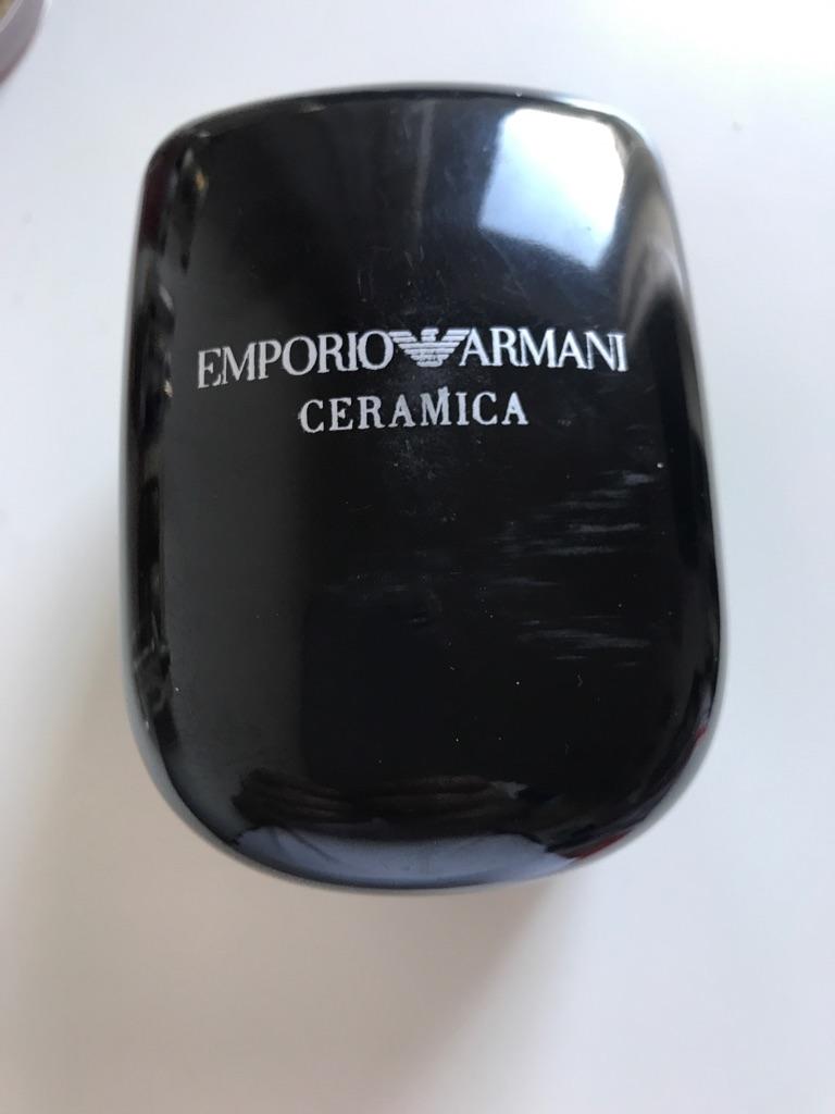 Real Armani watch