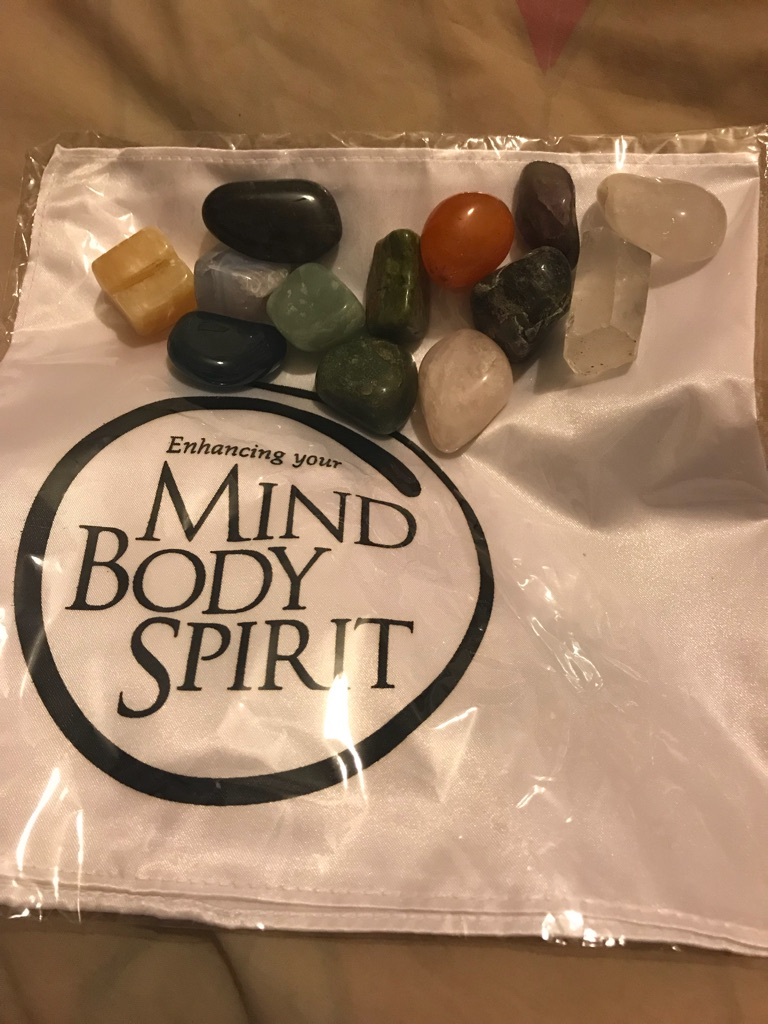 Mind body spirit collection