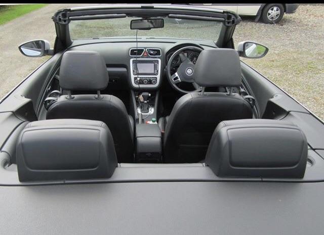 VW Eos 2.0 TDI CR SE Cabriolet DSG Automatic