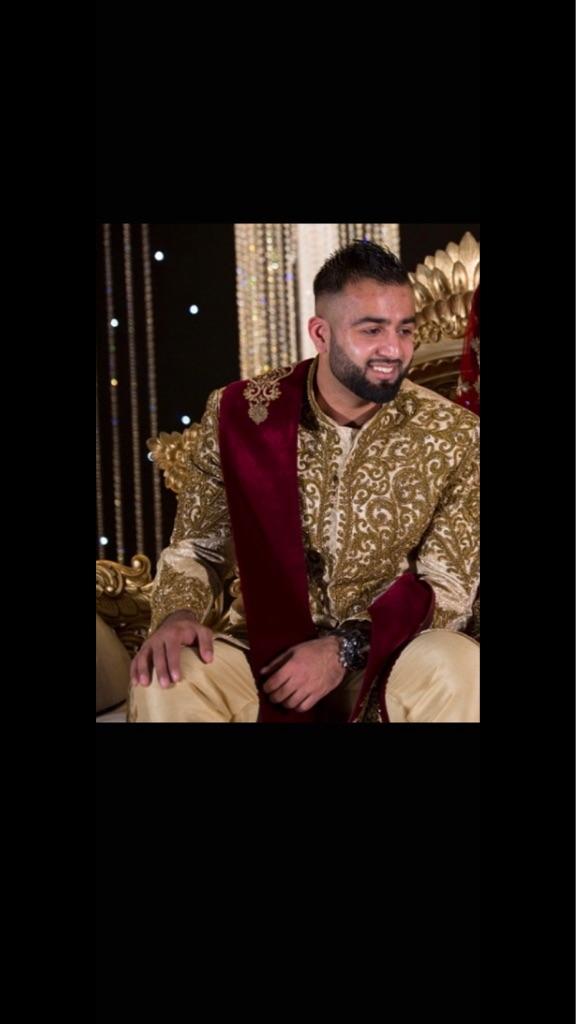 Sharwani / Asian groom wear