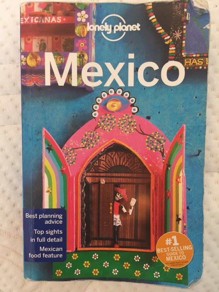 Lonely Planet Mexico (Travel Guide) 2016