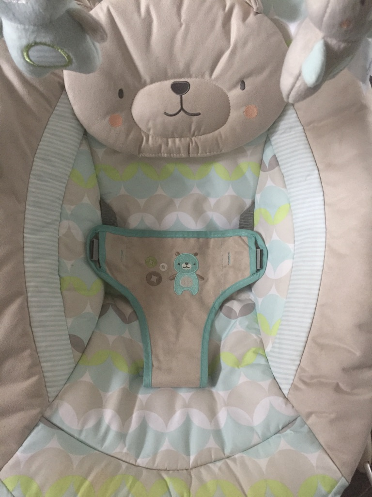Baby bouncer excellent condition