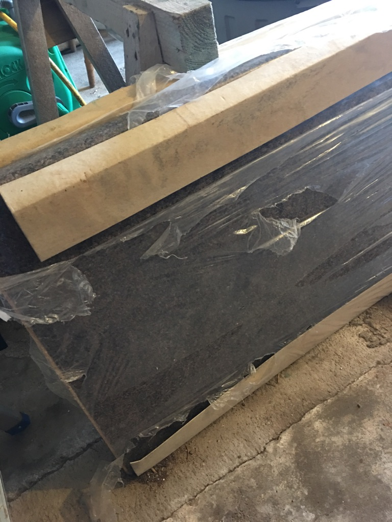 Kitchen worktops x 2 ( New)