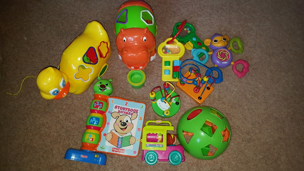 Toys for seelling