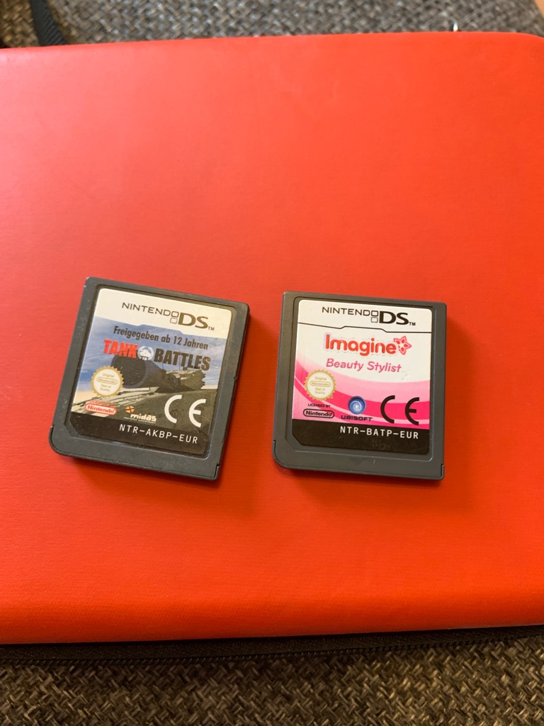 Nintendo DS2 and Games