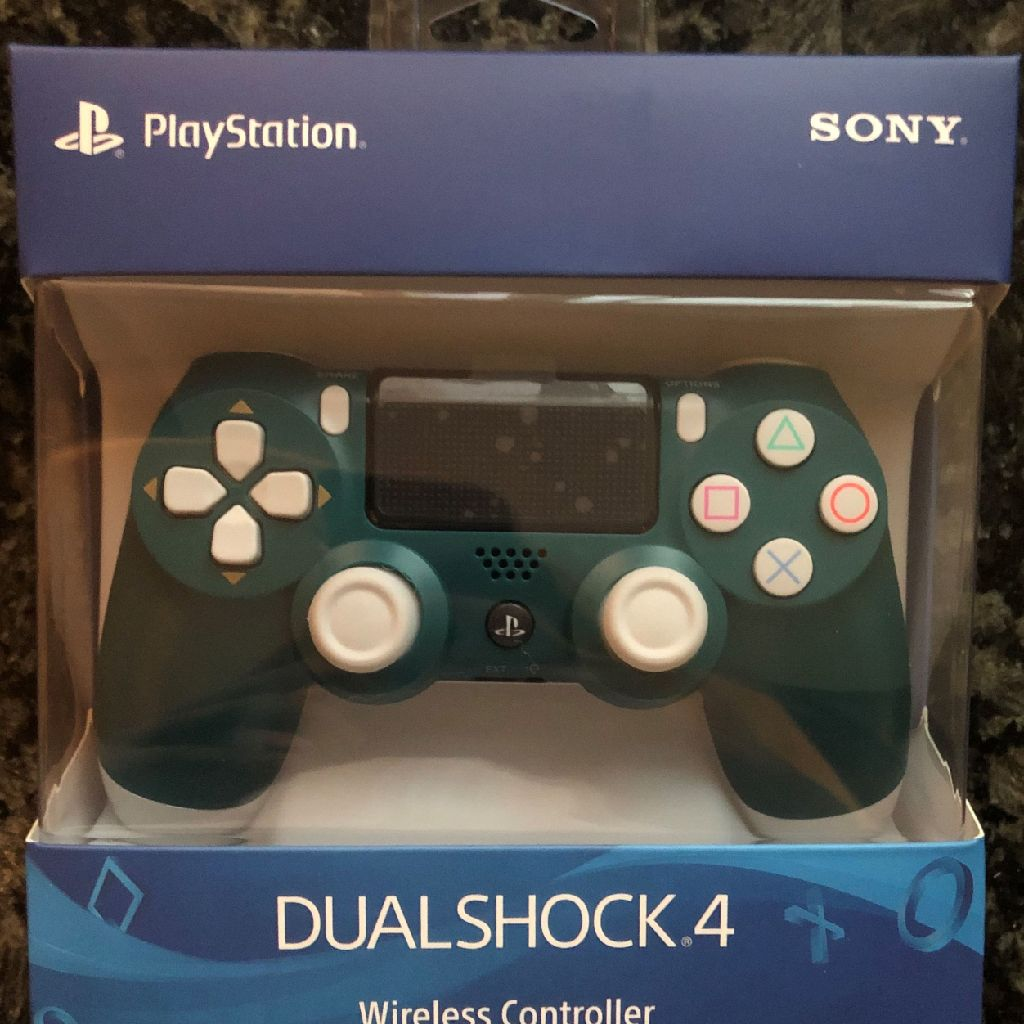 PS4 PlayStation 4 Controller, Alpine Green, NEW