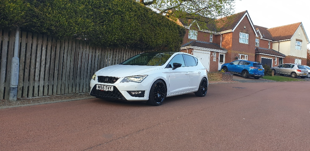 SEAT Leon 2.0 TDI FR 184PS 5dr Manual (Tech Pack)