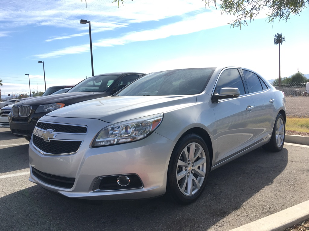 2013 Chevy Malibu Mint condition! Down payment as low as $1,000