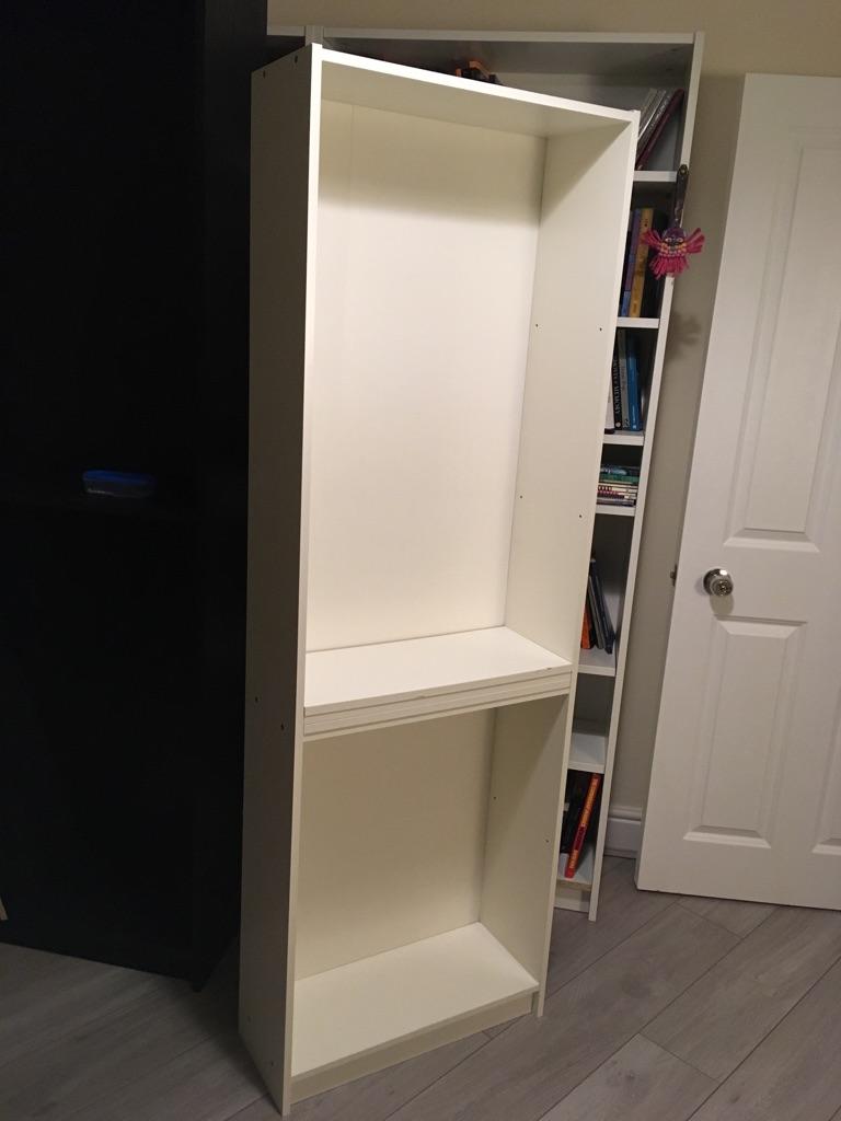 Free Three Bookshelves