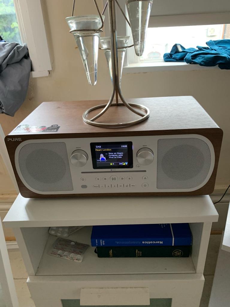 Pure evoke stereo c-f6