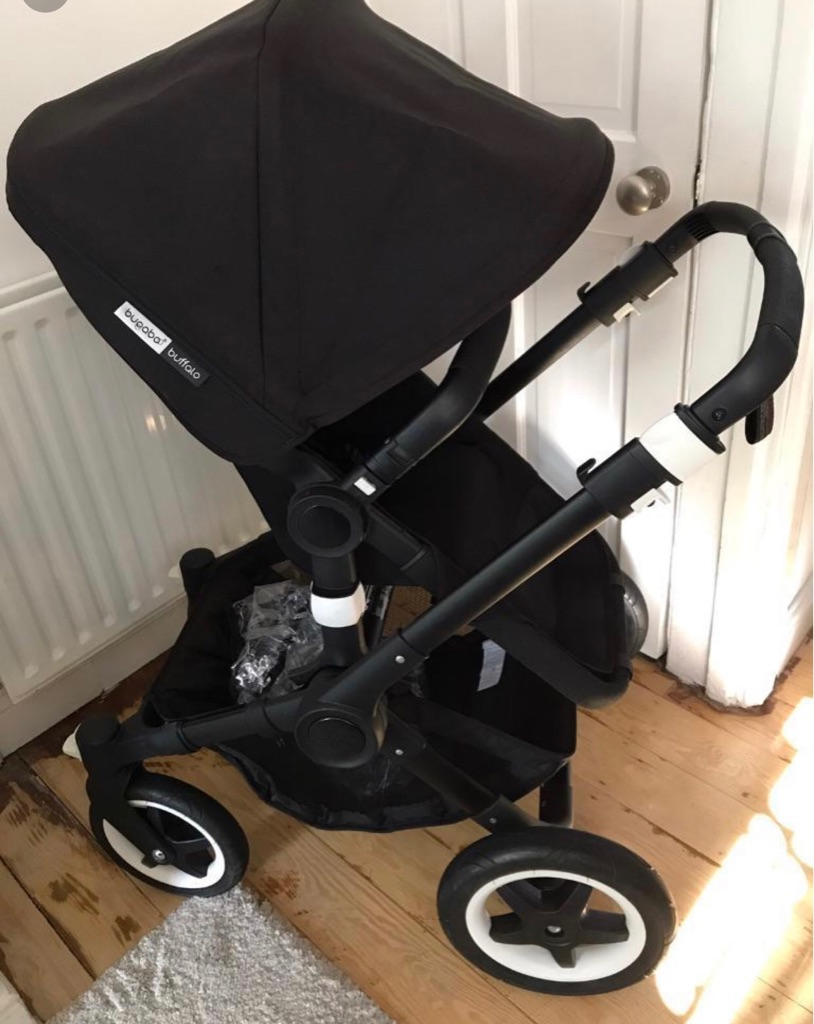 Bugaboo buffalo 2 way pram and buggy