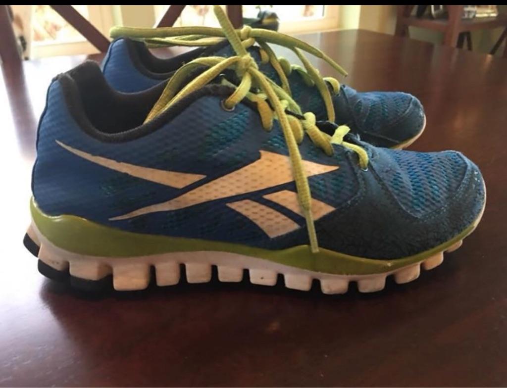 Boy's Reebok Sneakers, Size 4