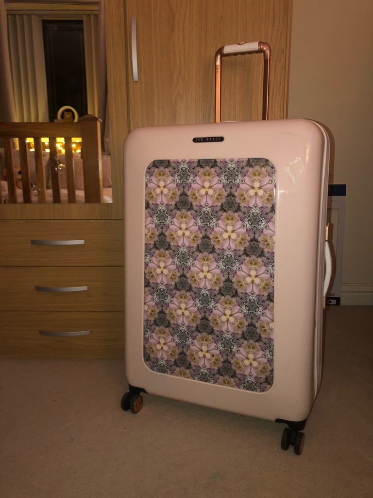 Large Ted Baker Suitcase