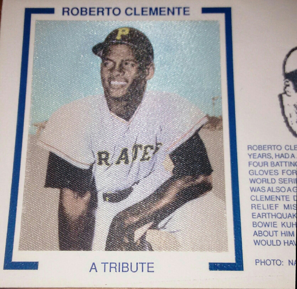Rare Roberto Clemente Tribute Envelope Mint Condition (one of only 300)