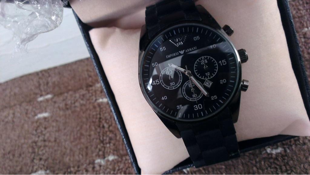 Brand new Armani watch with box