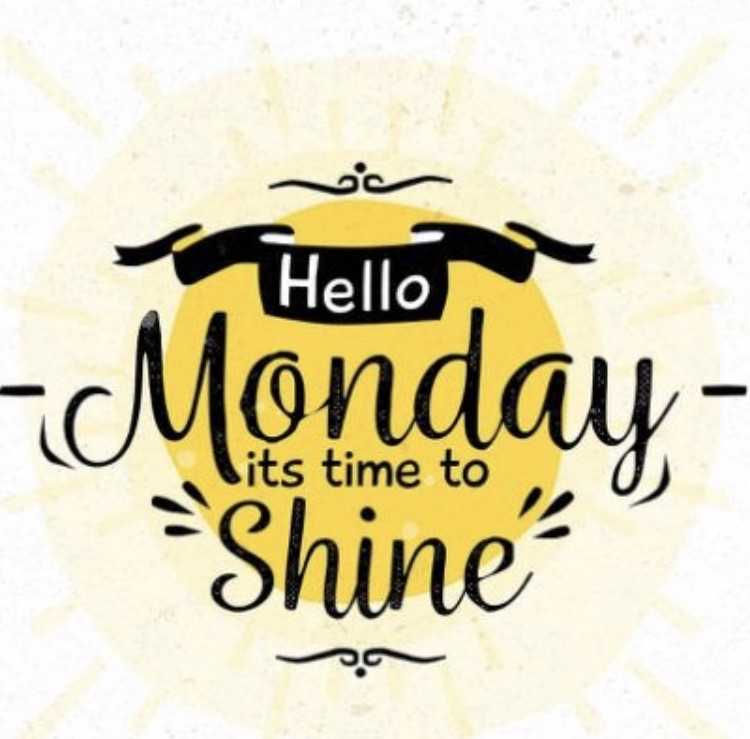"It's Monday ""time to shine """