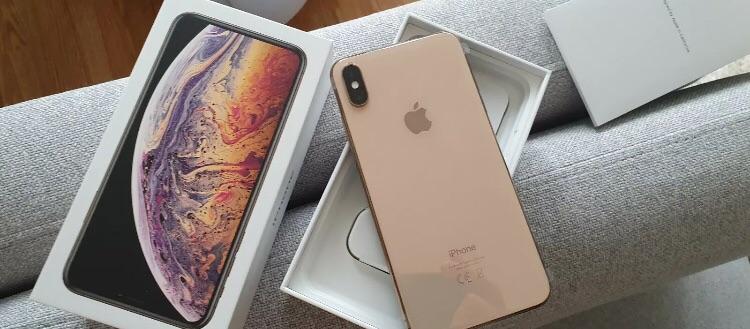 IPHONE XS MAX 64GB NEW