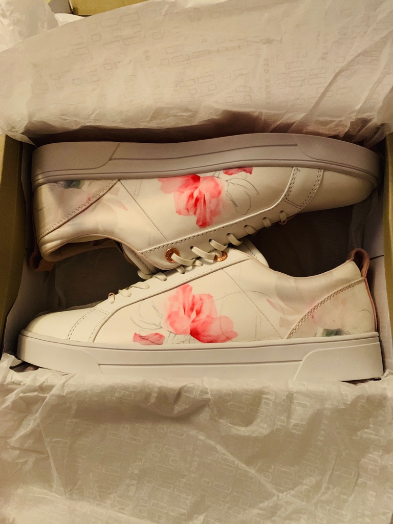 Ladies Ted Baker Trainers