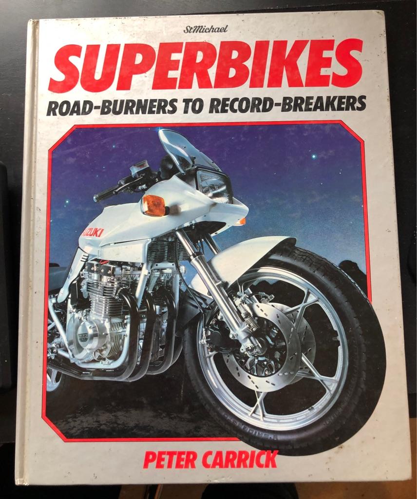 SUPERBIKES BOOK