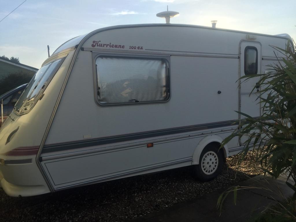 Elddis GT Hurricane Caravan