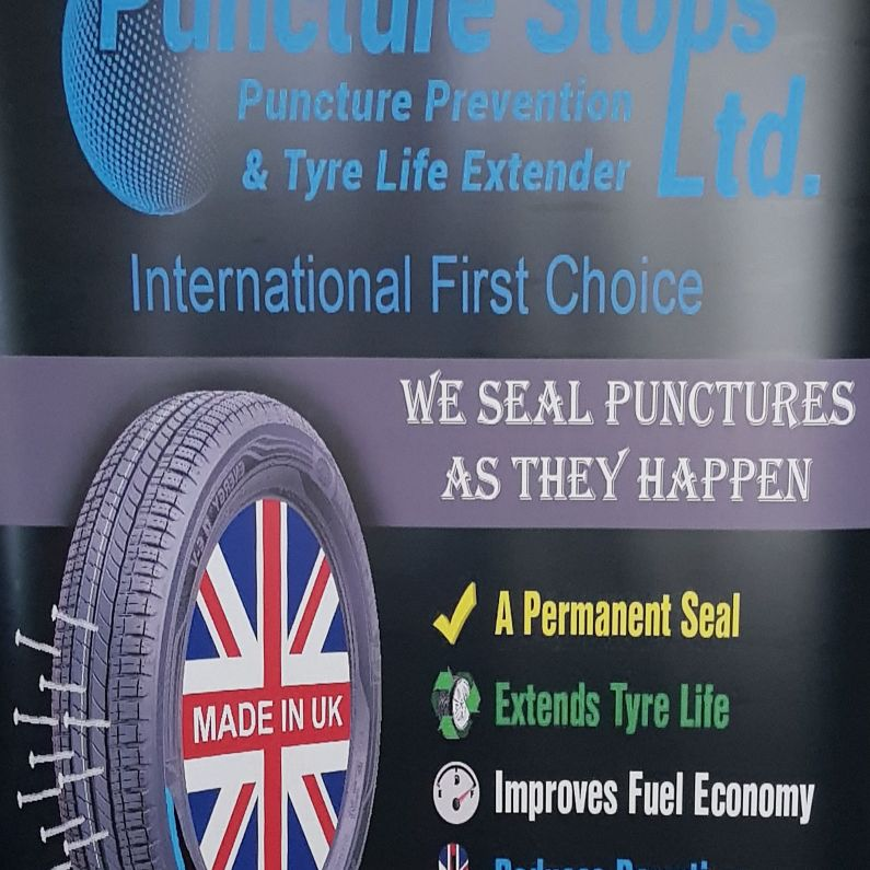 Tyre puncture solution
