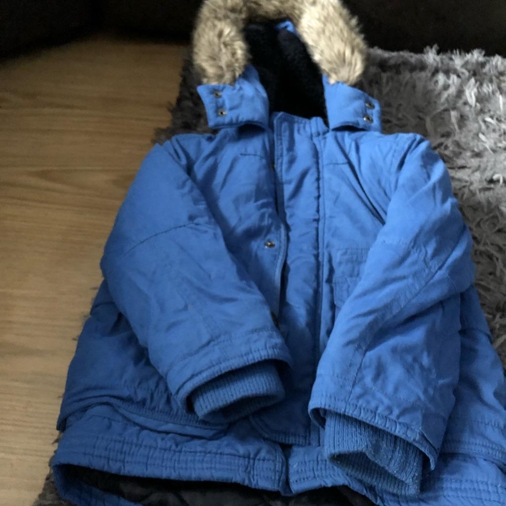Boys Parker jacket