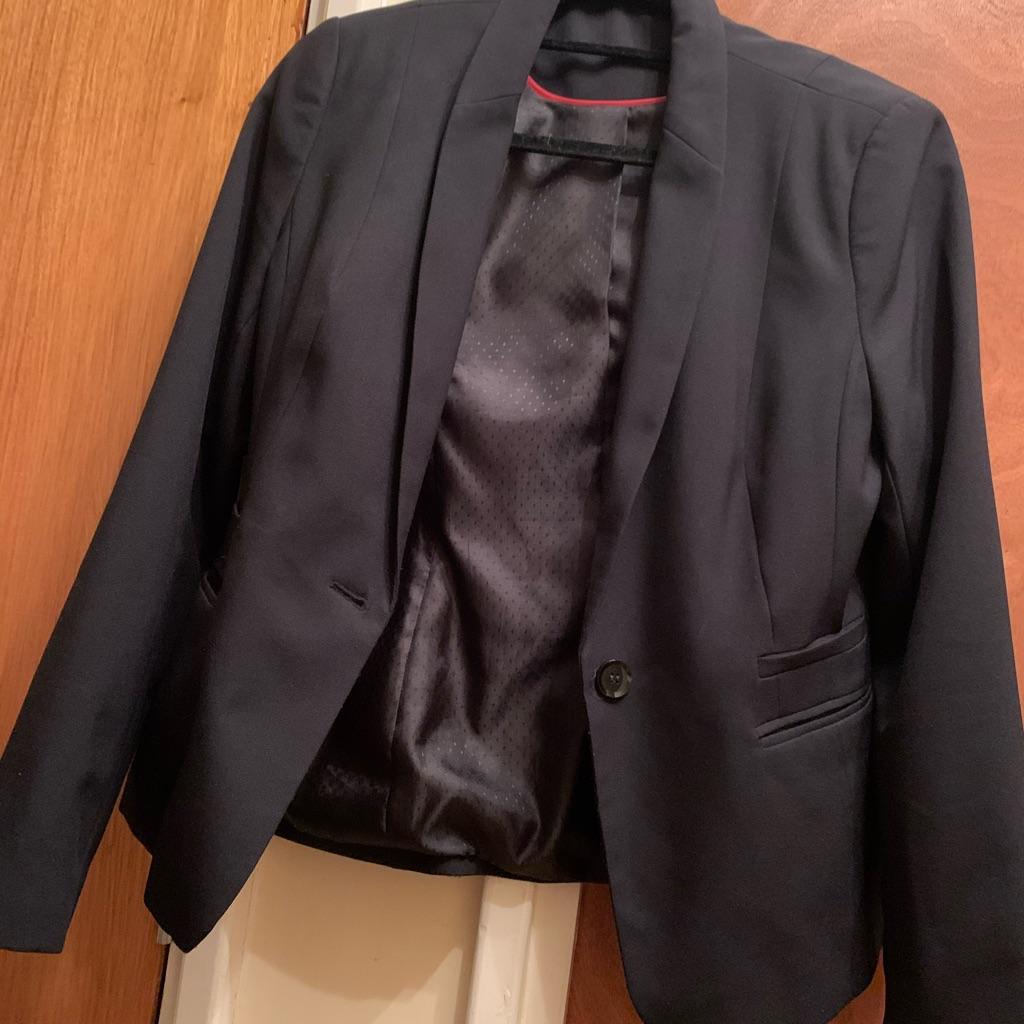 Smart black jacket