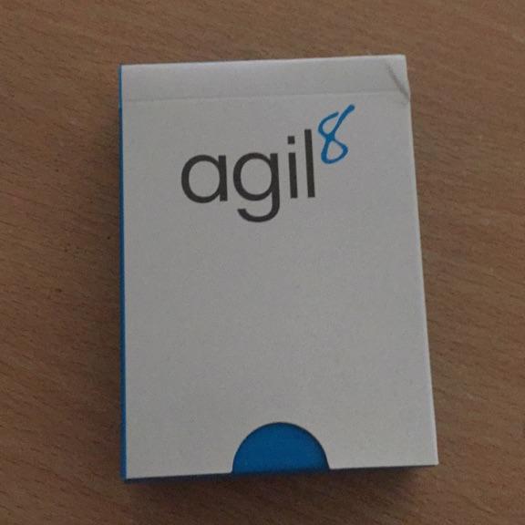 Agile prioritisation deck cards
