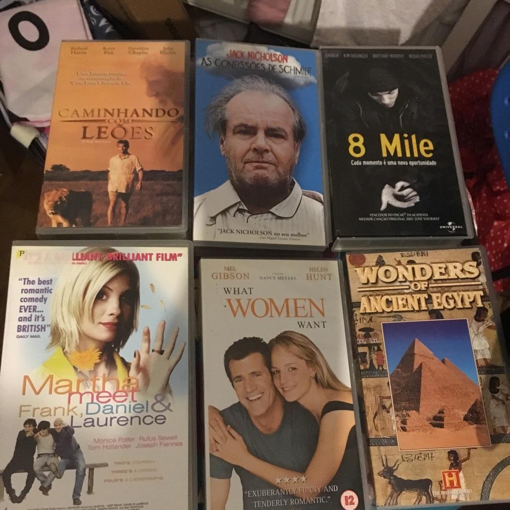 6 VHS