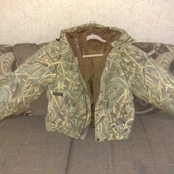 Columbia sportswear Delta Hunter jacket medium