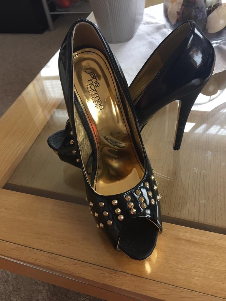 Jane Norman high heels