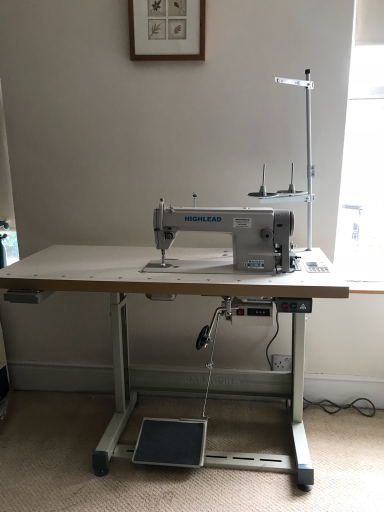 Used industrial sewing machine gc1088