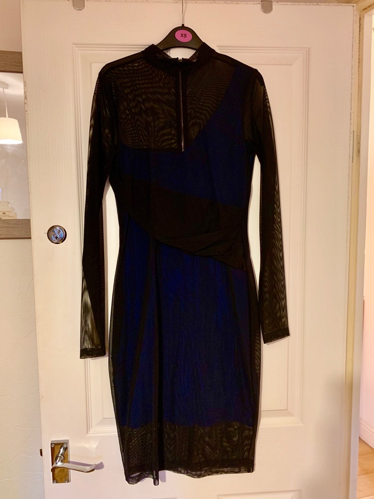 French connection bodycon dress NWT size 10