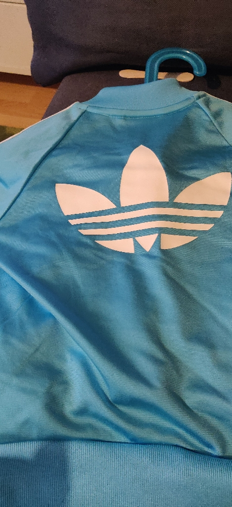 Adidas Superstars boy's tracksuit