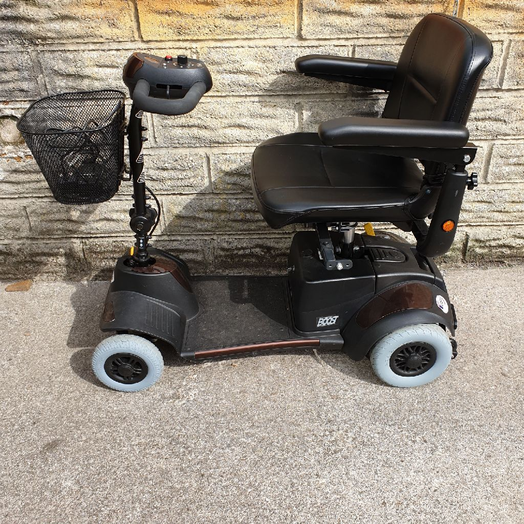 Travelux motability scooter