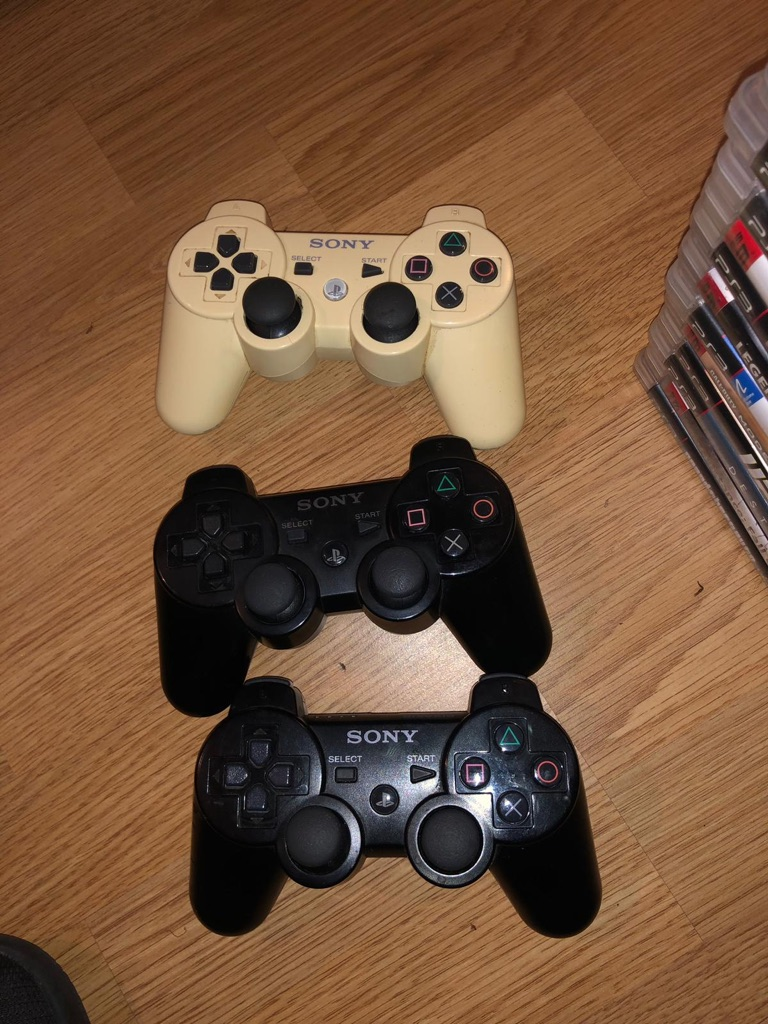 Ps3, games and pads