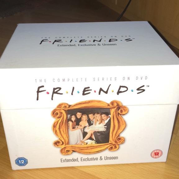 FRIENDS complete BOXSET!