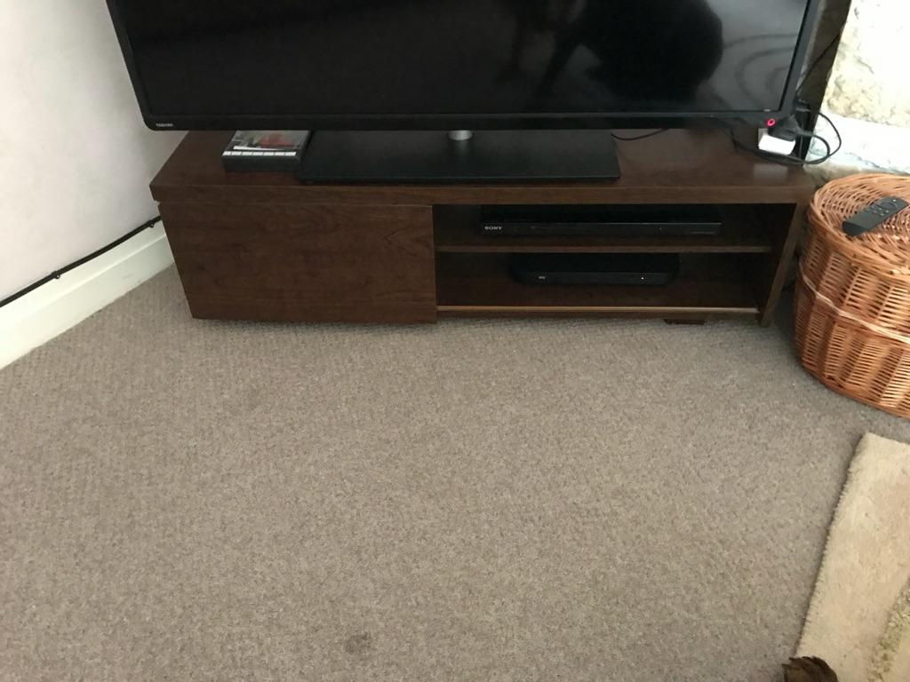 Next Mango Wood Tv Cabinet