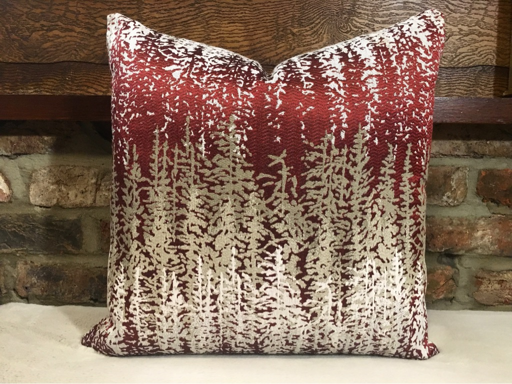 Handmade cushions x 8