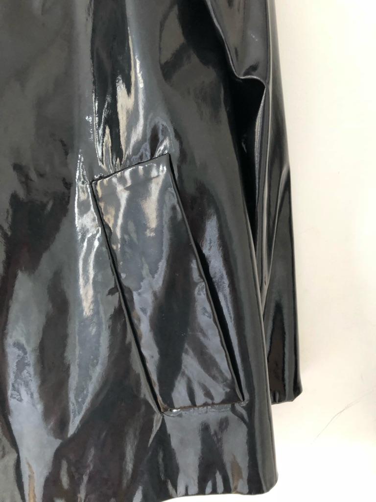 Zara black short Mac