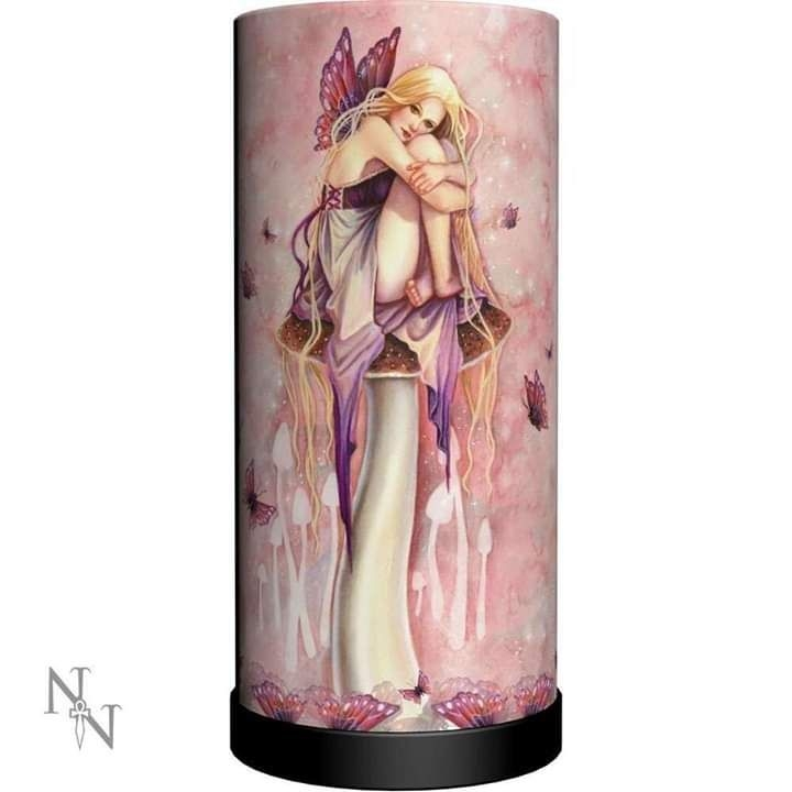 Gothic fantasy lamps £13 each