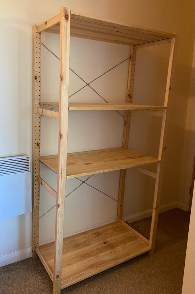 SHELVING - IVAR IKEA
